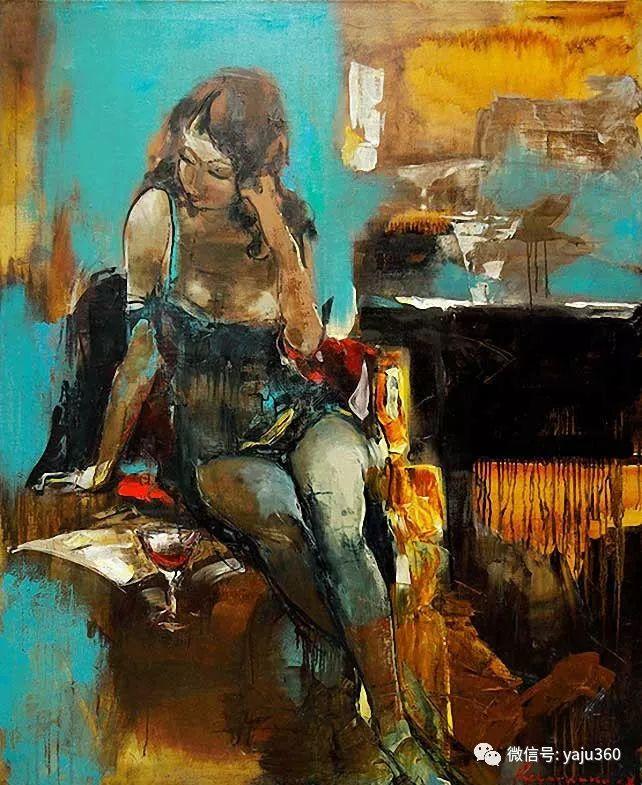 乌克兰Sergey Reznichenko油画欣赏2插图10