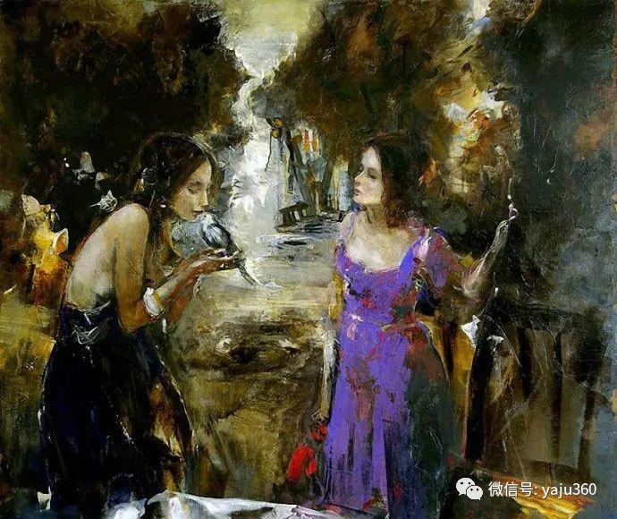 乌克兰Sergey Reznichenko油画欣赏2插图11