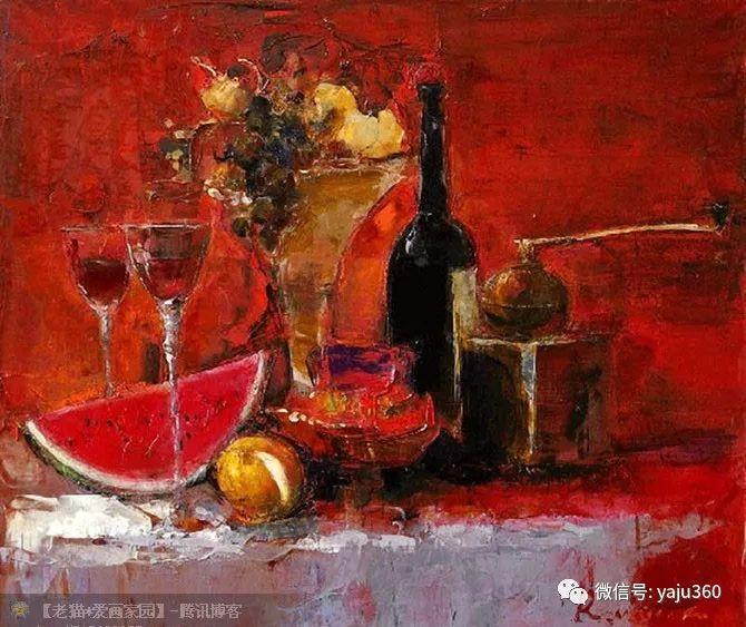 乌克兰Sergey Reznichenko油画欣赏2插图13