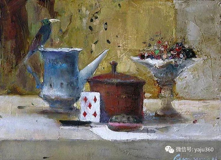 乌克兰Sergey Reznichenko油画欣赏2插图15