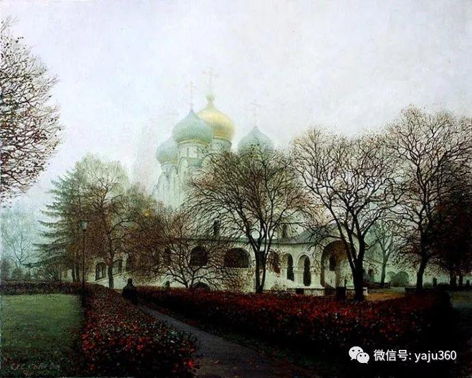 风景画 俄罗斯Alexander V Orlov插图2