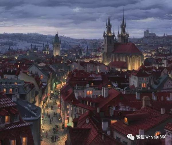 光芒之二 Evgeny Lushpin插图9