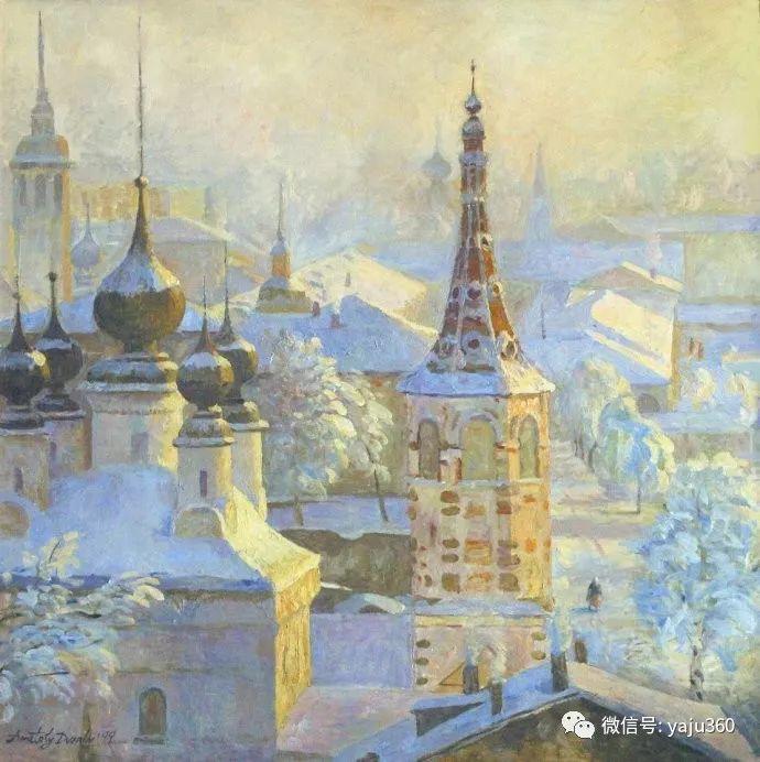 印象派风格 Anatoly Dverin插图17