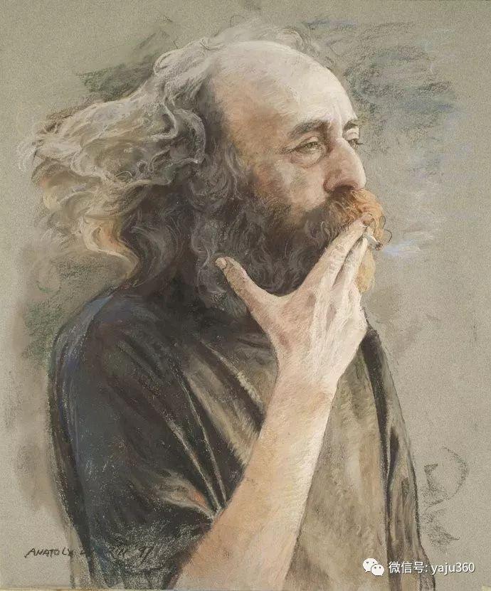 印象派风格 Anatoly Dverin插图135