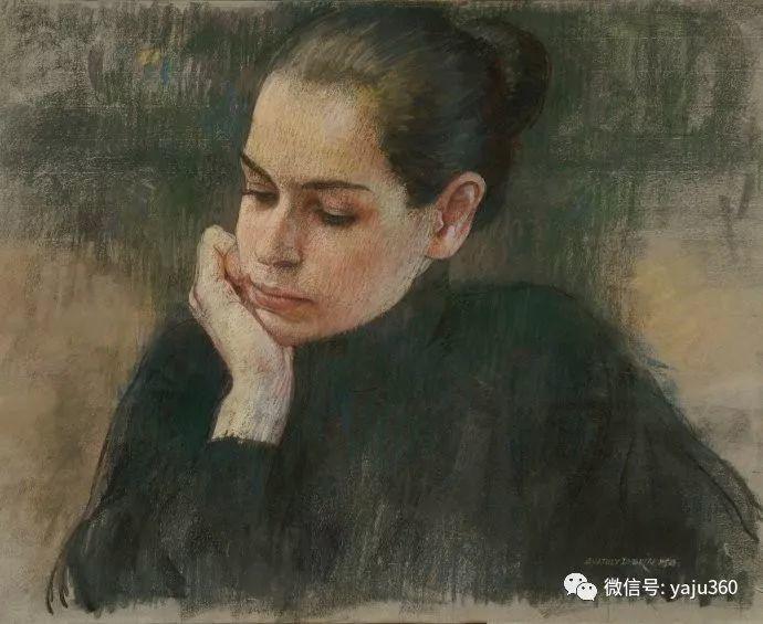 印象派风格 Anatoly Dverin插图151