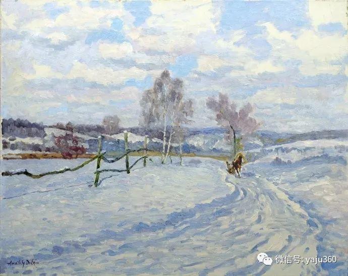 印象派风格 Anatoly Dverin插图167