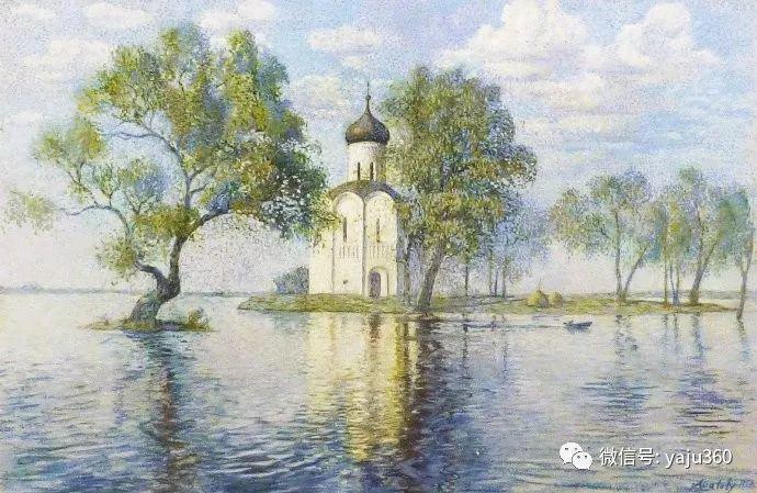 印象派风格 Anatoly Dverin插图171