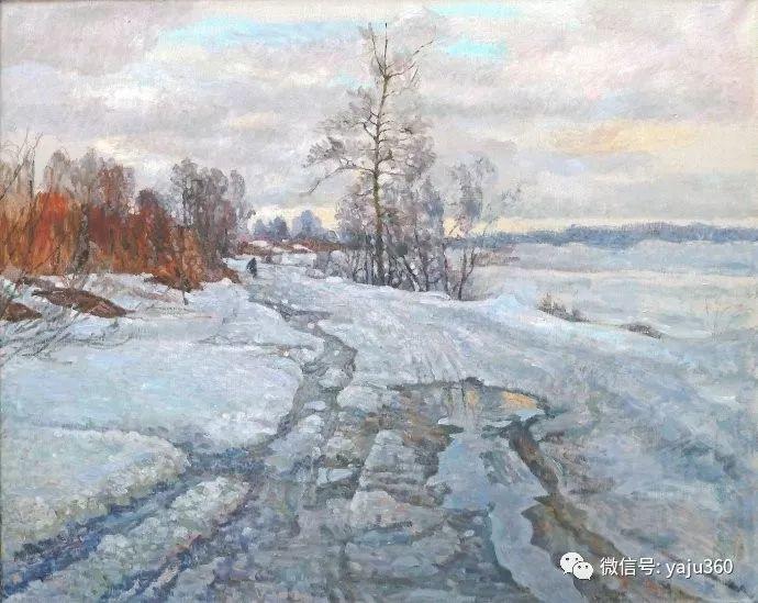 印象派风格 Anatoly Dverin插图181