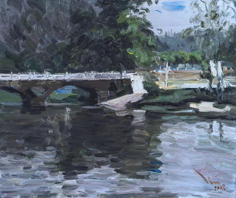 油画世界:林建寿作品欣赏插图5