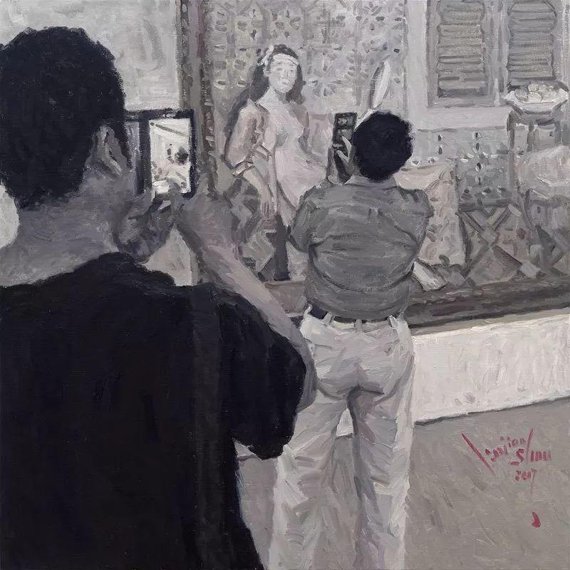 油画世界:林建寿作品欣赏插图11