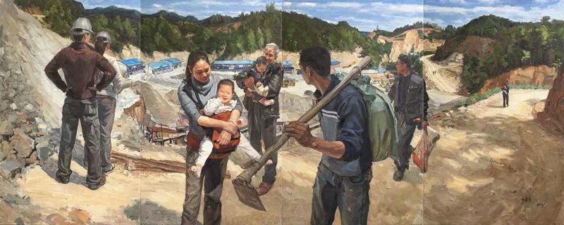 油画世界:林建寿作品欣赏插图17