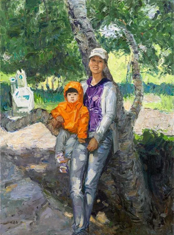 油画世界:林建寿作品欣赏插图25