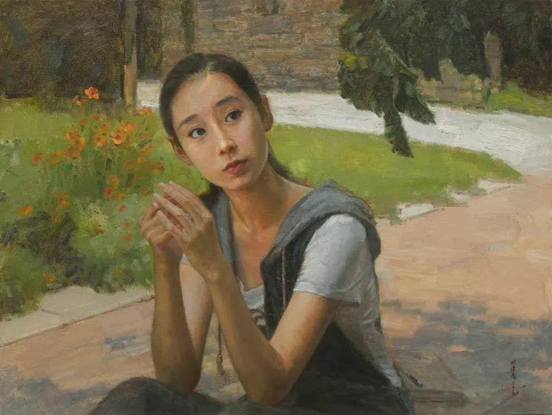 油画世界:林建寿作品欣赏插图31