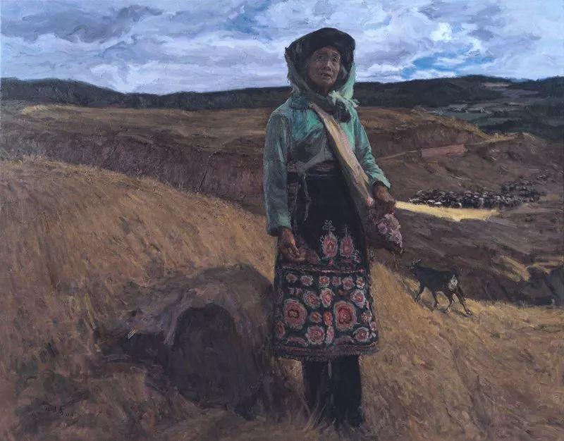 油画世界:林建寿作品欣赏插图33