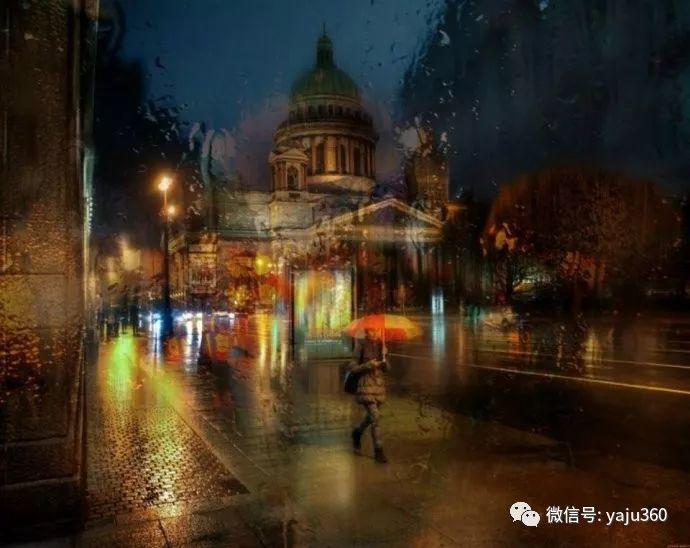 雨中街景 俄罗斯Eduard Gordeev插图17