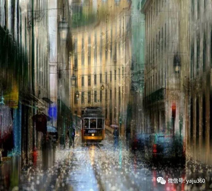 雨中街景 俄罗斯Eduard Gordeev插图19