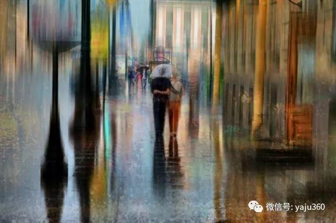 雨中街景 俄罗斯Eduard Gordeev插图21