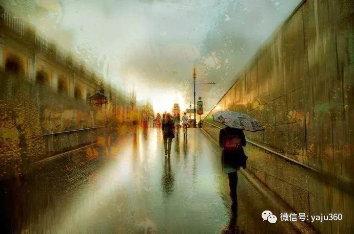 雨中街景 俄罗斯Eduard Gordeev插图33