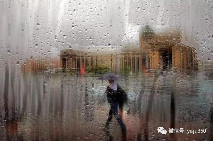 雨中街景 俄罗斯Eduard Gordeev插图35