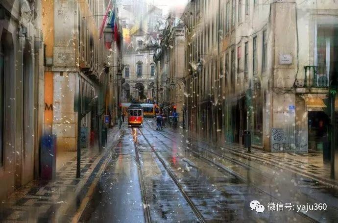 雨中街景 俄罗斯Eduard Gordeev插图37