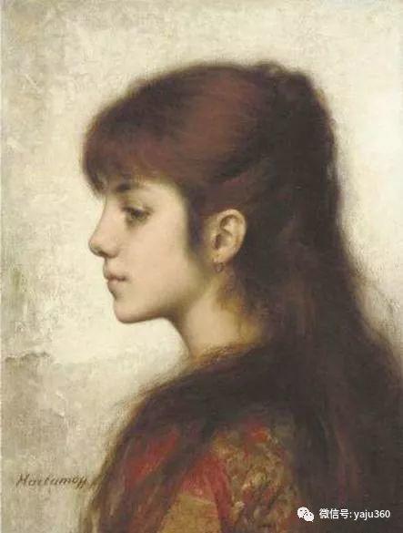 人物肖像——哈拉莫夫插图33