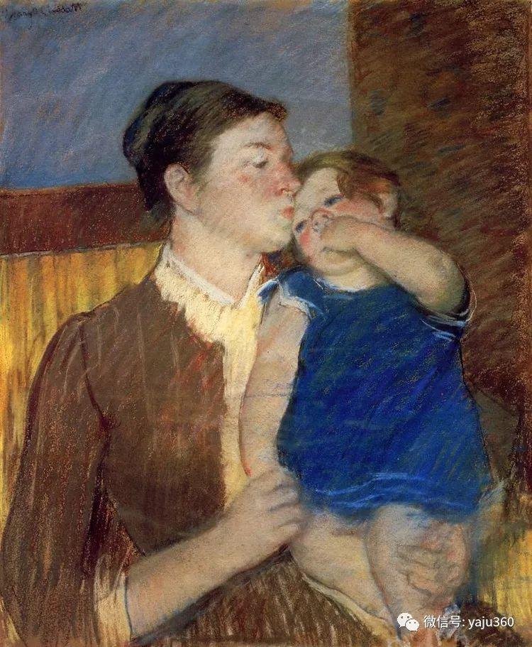 美Mary Cassatt油画欣赏插图31