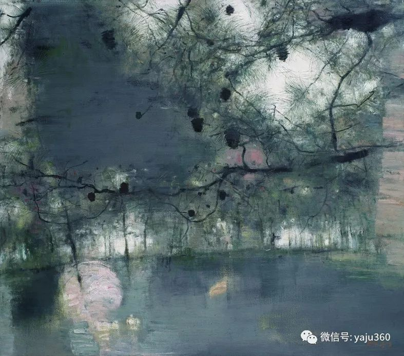 2013中国油画院院展作品欣赏插图5