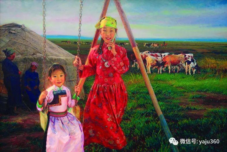 2013中国油画院院展作品欣赏插图7
