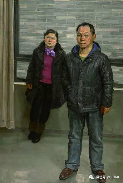 2013中国油画院院展作品欣赏插图19