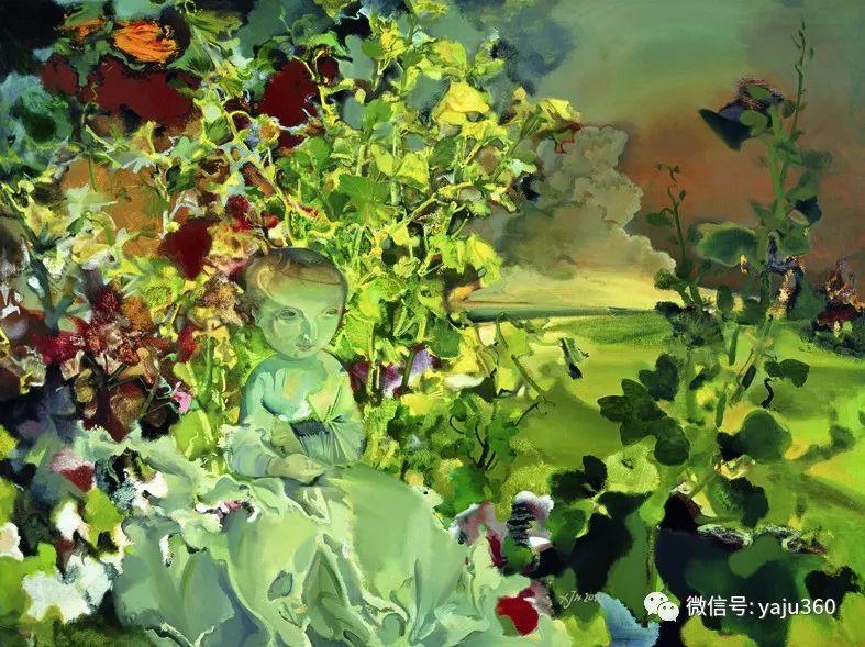 2013中国油画院院展作品欣赏插图27