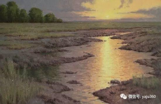 美国Matthew.J.Cutter风景画插图27