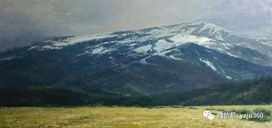 美国Matthew.J.Cutter风景画插图61