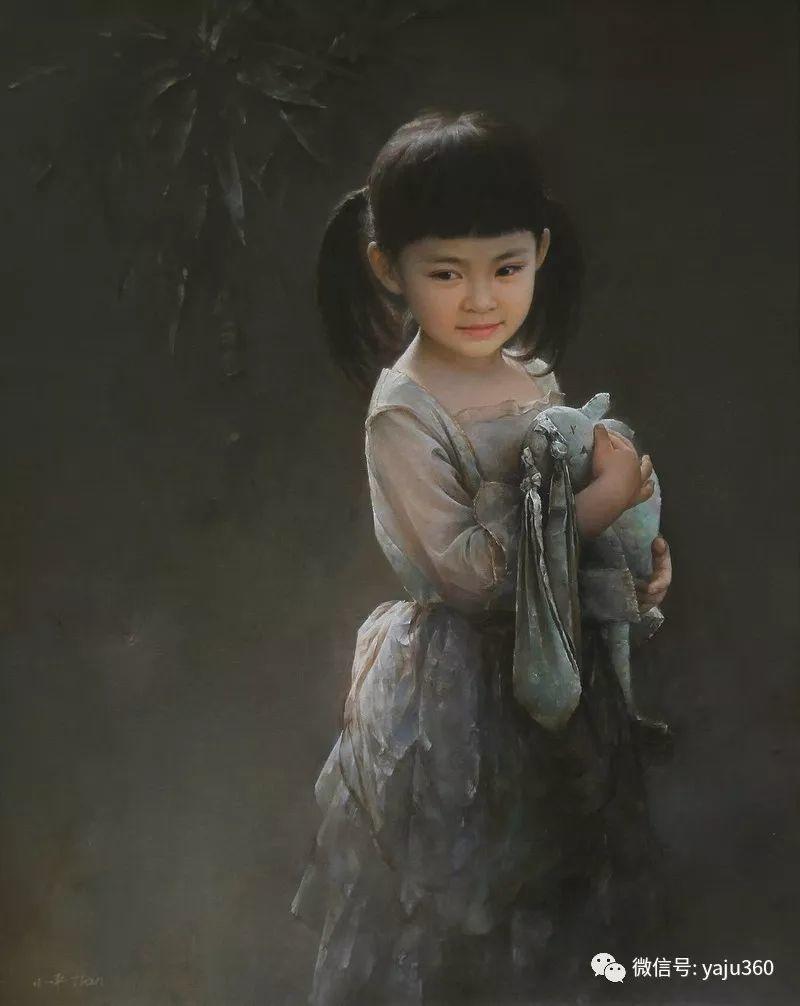 油画世界:田小平油画欣赏插图1
