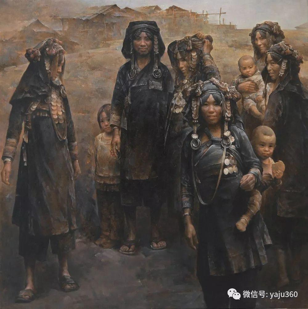 油画世界:田小平油画欣赏插图3