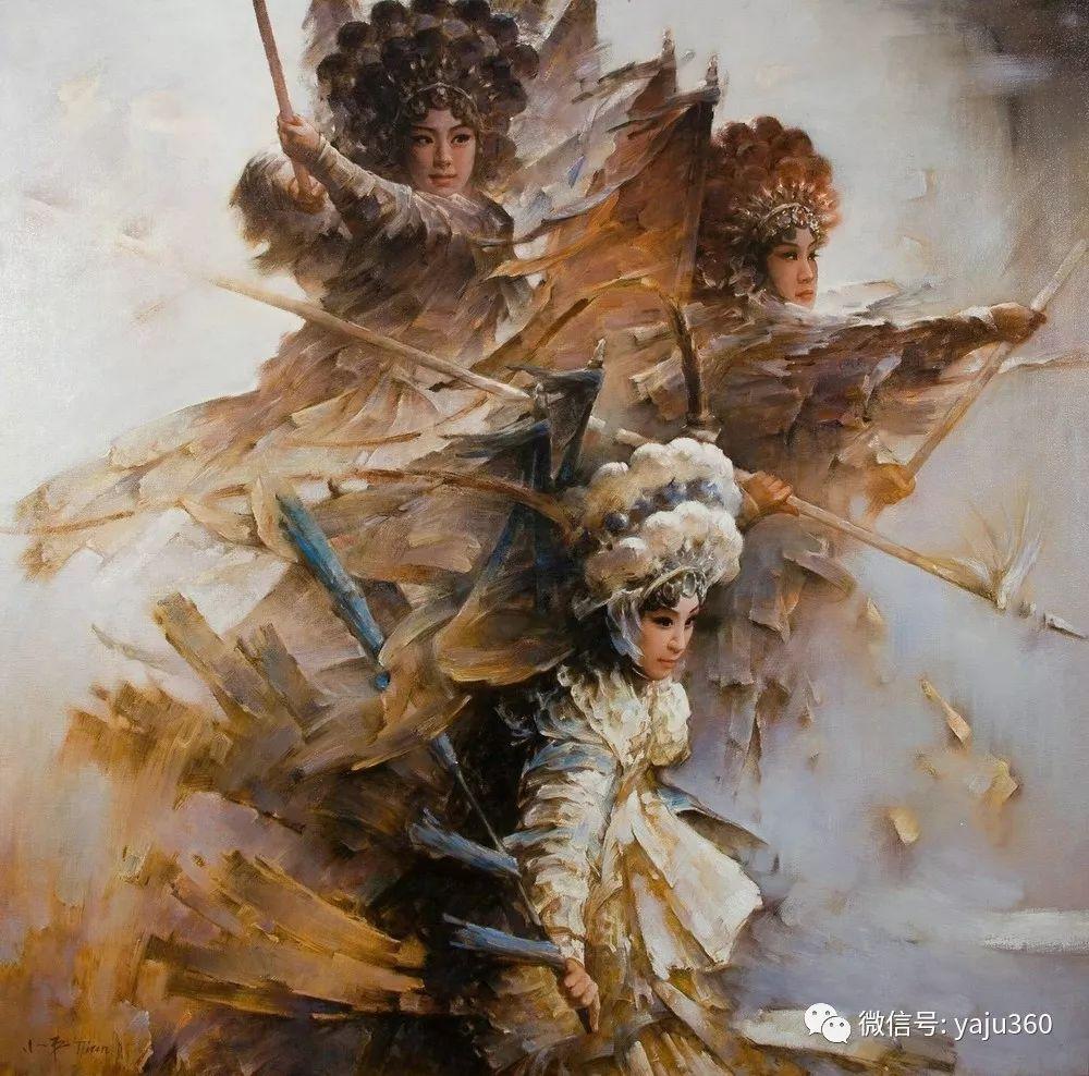 油画世界:田小平油画欣赏插图9