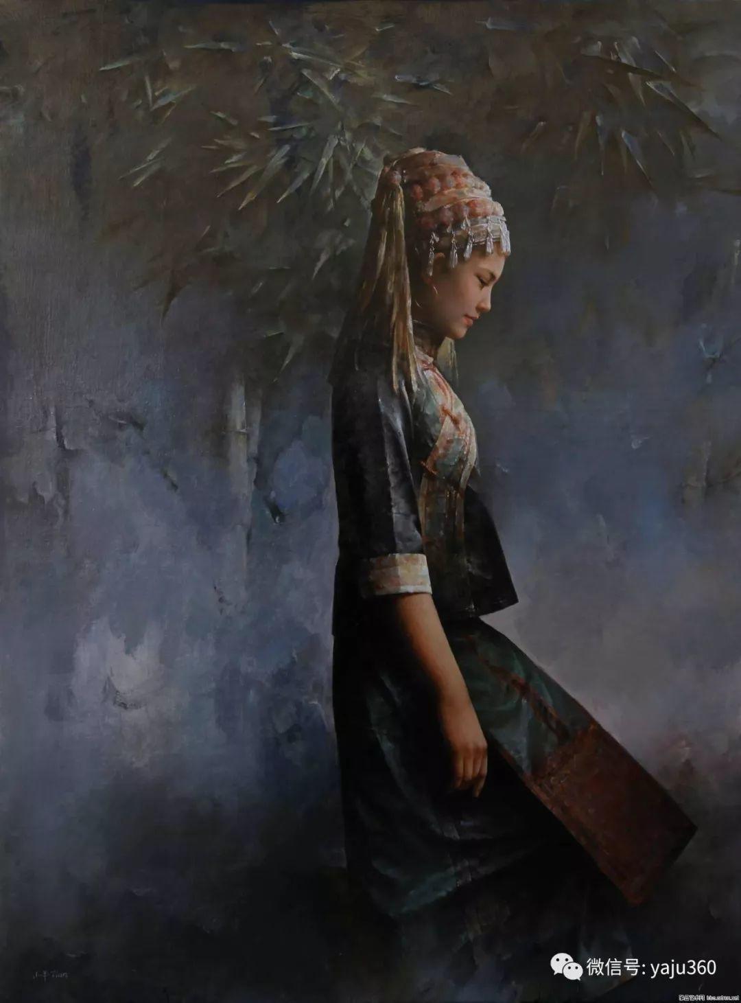 油画世界:田小平油画欣赏插图15