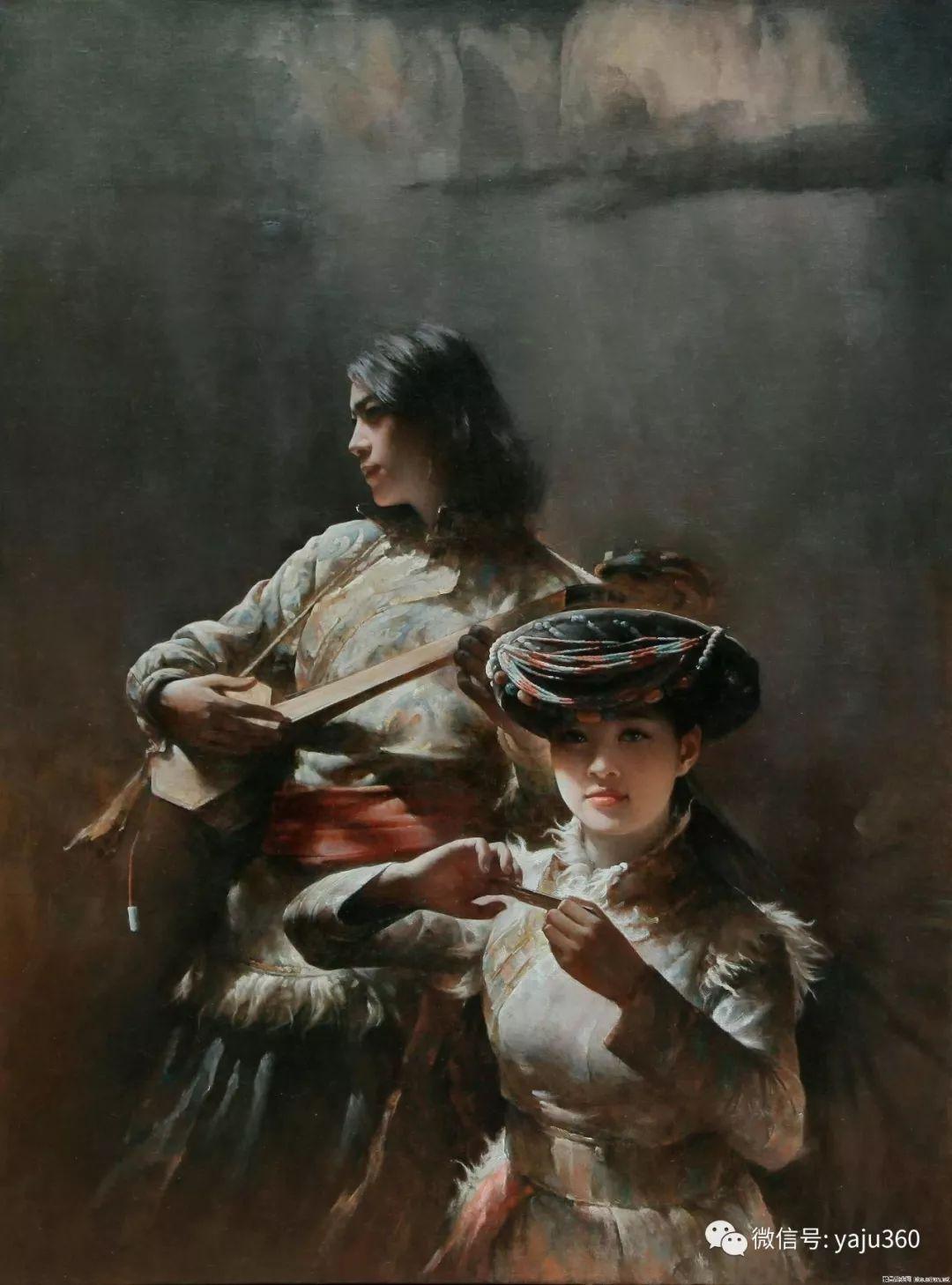 油画世界:田小平油画欣赏插图17