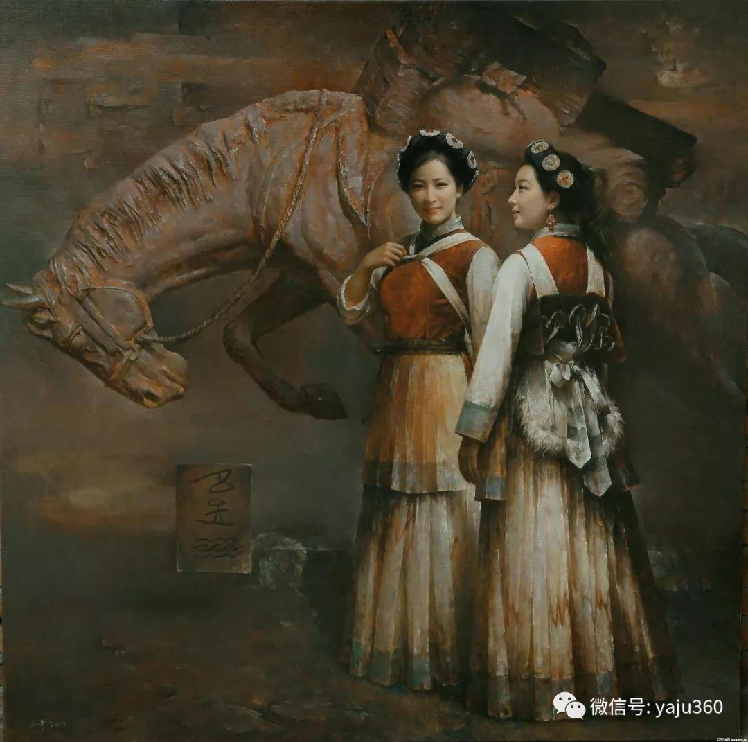 油画世界:田小平油画欣赏插图19