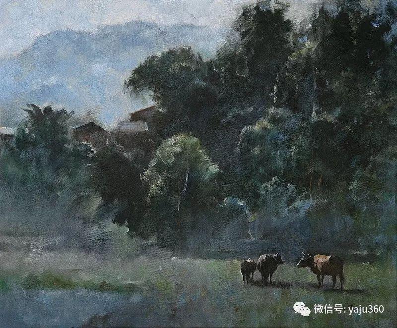 油画世界:田小平油画欣赏插图27