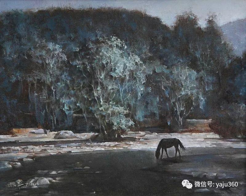 油画世界:田小平油画欣赏插图29