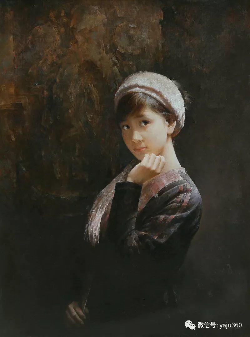 油画世界:田小平油画欣赏插图31