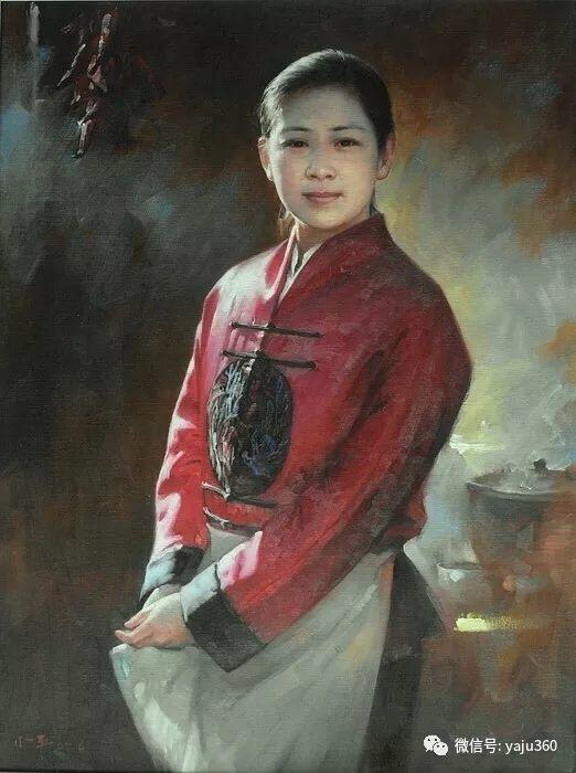 油画世界:田小平油画欣赏插图39
