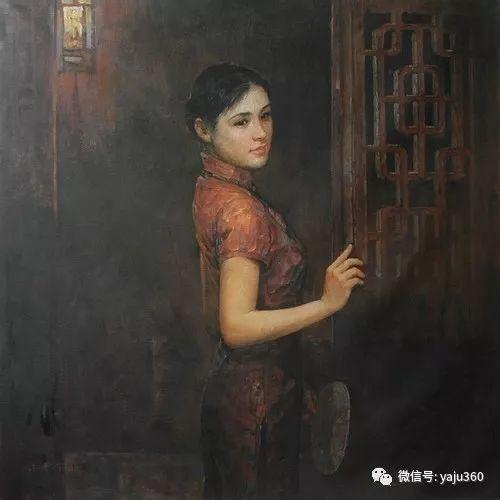 油画世界:田小平油画欣赏插图41