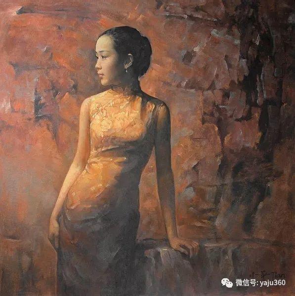 油画世界:田小平油画欣赏插图43