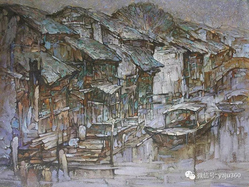 油画世界:田小平油画欣赏插图45