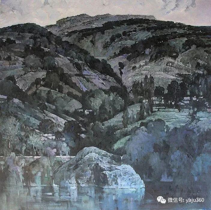 油画世界:田小平油画欣赏插图47
