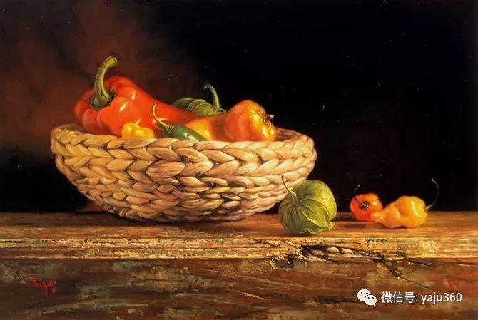 油画世界:超写实静物欣赏插图5