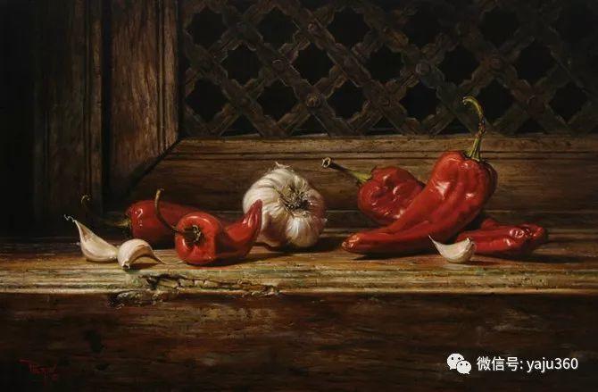 油画世界:超写实静物欣赏插图21