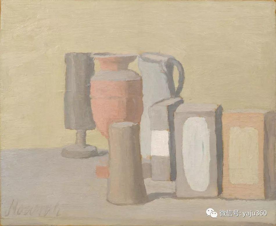 油画世界:乔治·莫兰迪的静物画插图3