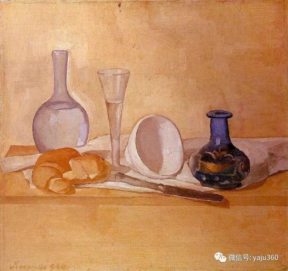 油画世界:乔治·莫兰迪的静物画插图5
